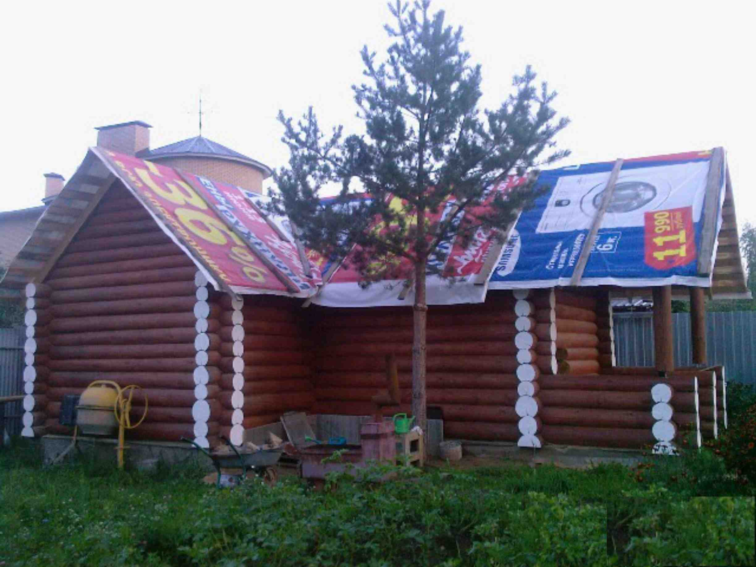 Продажа рекламных баннеров б/у в Березниках